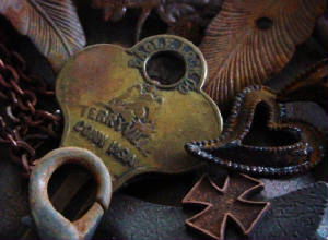 Vintage And Rustic Metals And Findings By The Half Pound